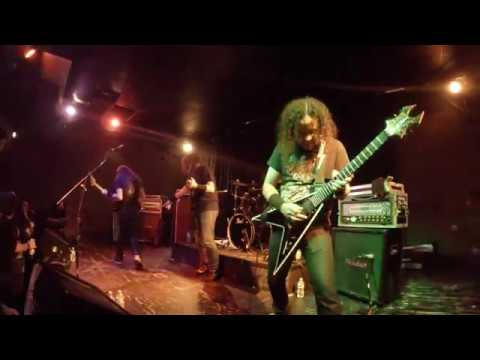 ATOMIC AGGRESSOR performing live on 06-02-2017 *Full Set*