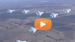 Российские асы исполнили невероятные трюки ко дню ВВС