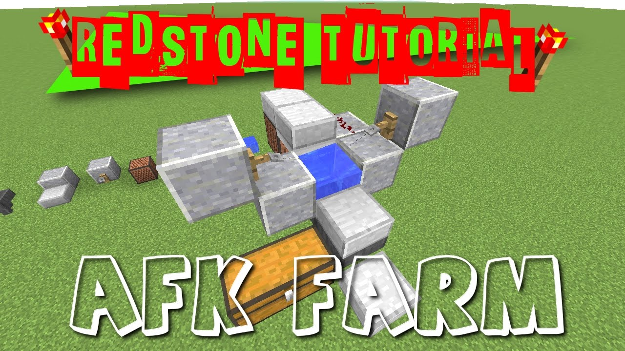 how to make spinning afk minecraft