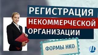 Регистрация некоммерческой организации: выбор ОПФ