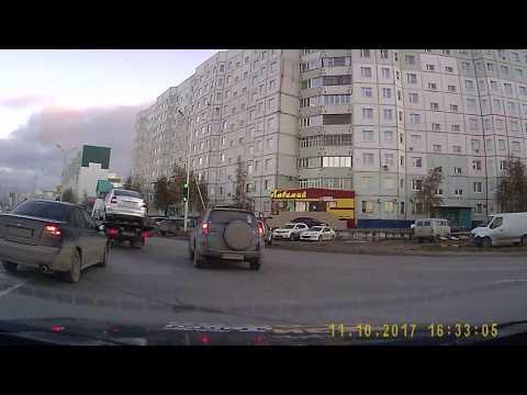 Нижневартовск Едем без правил. Октябрь 2017