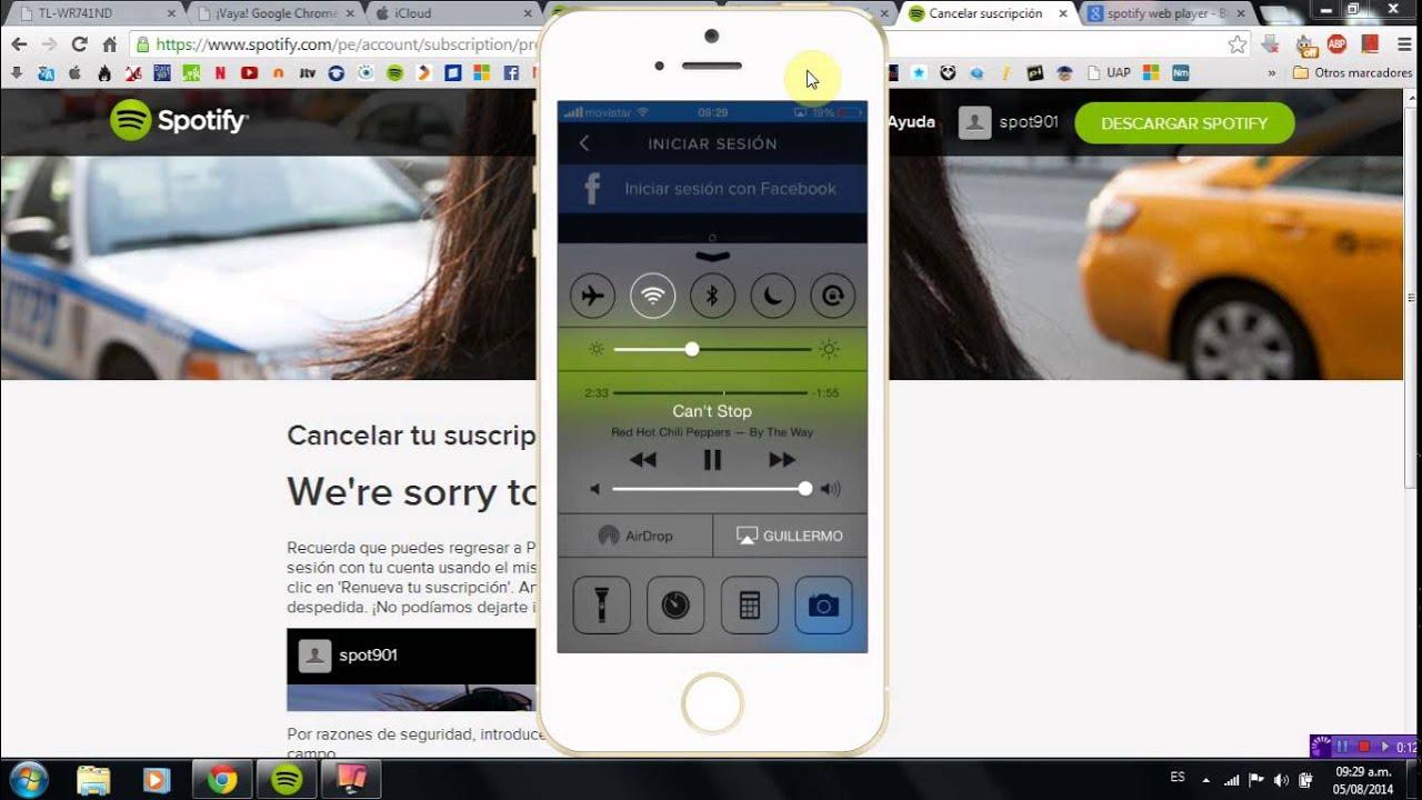 lyssna på spotify offline gratis
