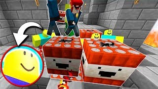 ROBLOX INVADE MINECRAFT VS POLICIAS TROLL 😂 | MINECRAFT TROLL SURVILAND 1 SERIE ROLEPLAY EP25