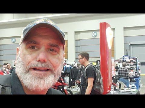Progressive international Motorcycle Show In Washington DC