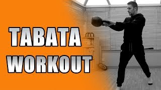 TABATA workout for FATLOSS and Metabolic Conditioning