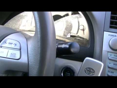 Start Toyota With Dead KeyFob Battery--QUICK AND EASY!!!