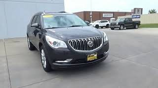 2015 Buick Enclave Iowa City IA J2976A