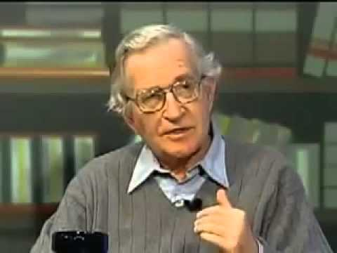 Noam Chomsky  On Asian Americans  Rare Video