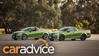 Holden VFII Commodore 2016 Videos