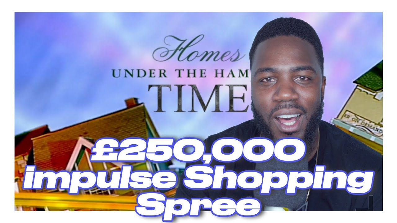 £250,000 Impulse Purchase  | Homes Under The Hammer Time | Mo Gilligan