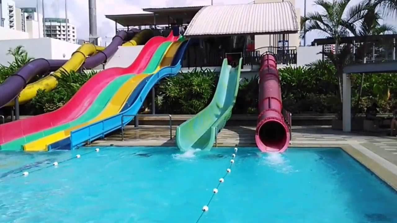 Sengkang Swimming Complex Pool Singapore Youtube