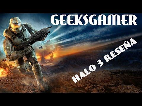 Halo 3 | Comentarios y Reseña | GeeksGamer
