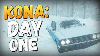 Kona: Day One - Ужасы Холодной Канады