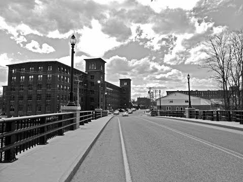 HD Black and White Photography of Dover, New Hampshire