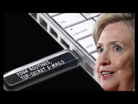 "Benghazi Deaths: Fox News Titillated By Hillary's ""Stamina"", Yoga"