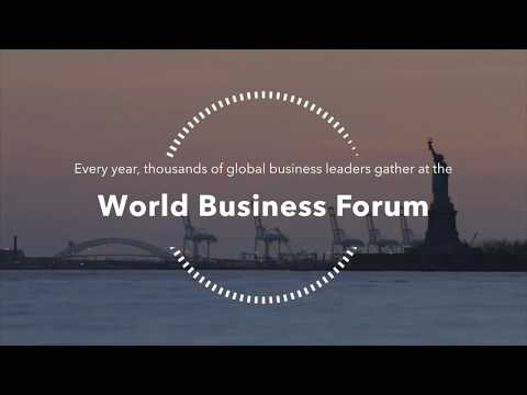 World Business Forum Experience