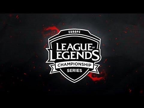 Fnatic vs. Misfits - Semifinal Game 1 | EU LCS Summer Playoffs | FNC vs. MSF (2017)