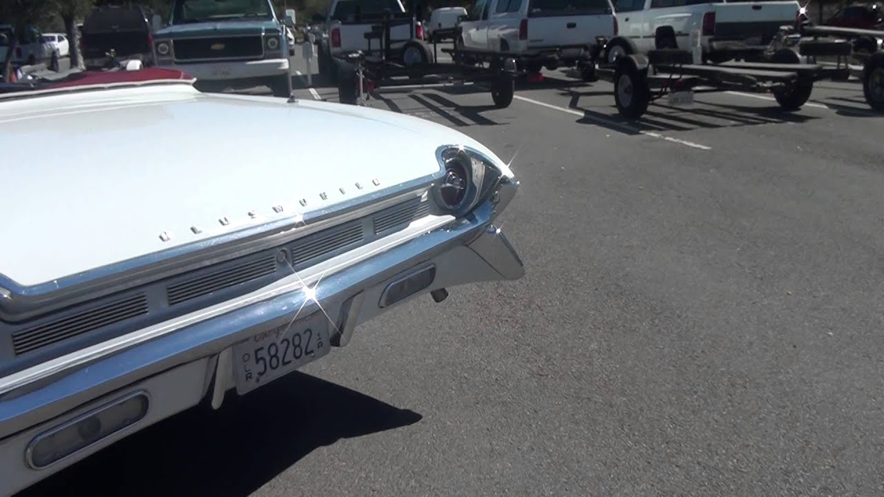 1961 Oldsmobile 98 for Sale by Precious Metals Classic Cars San ...