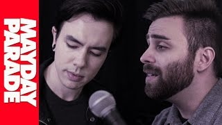 Repeat youtube video Mayday Parade - Miserable At Best - NateWantsToBattle feat. ShadyPenguinn