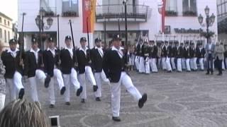 Parade der Junggesellen Schützenfest-Samstag 2010