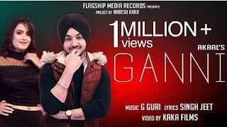 Gaani (Full ) : Akaal | New Punjabi Songs 2019 | Latest Punjabi Songs 2018 | Jhanjran