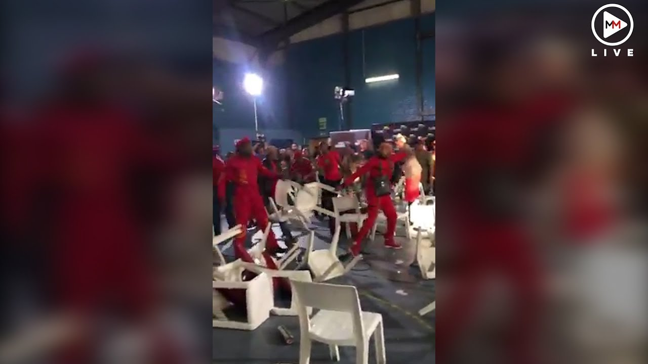 Chairs fly as chaos mars Hout Bay election debate- South Africa
