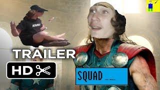 Squad: The Movie Comic-Con Trailer (2020) | Movieclips Trailers