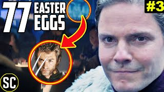 FALCON & WINTER SOLDIER 1x03: Every EASTER EGG + Wolverine Connection EXPLAINED | Full BREAKDOWN