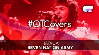 INSTRUMENTAL Seven Nation Army Natalia OT18CoverGala12