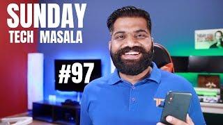 #97 Sunday Tech Masala - 98 Lakh ki Khushi...Sawaal Jawaab #BoloGuruji