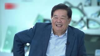 """玻璃大王【曹德旺】""""他们说我长得很帅,就是做慈善做出来的!成为优秀企业家要做到三点!"""