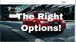 2018 Audi S4 Premium Plus - Black Optic Package - Review, Specs and Price