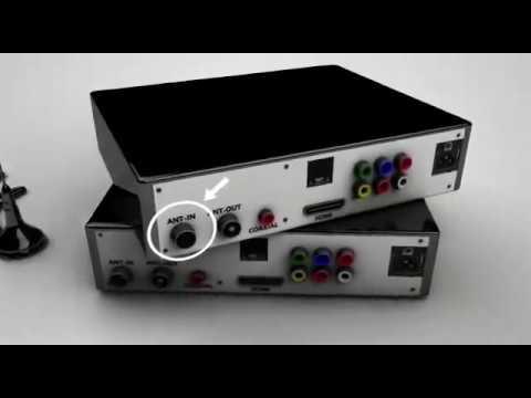 كيفية استقبال البث الأرضي الرقمي فيديو الهيئة الوطنية للاعلام