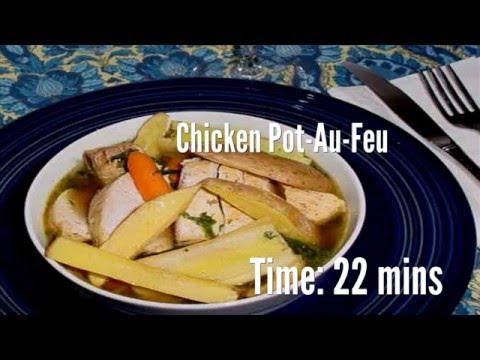 Chicken Pot-Au-Feu Recipe