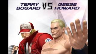The King of Fighters XIV-Soy Sauce For Geese-KOF XIV ver.-(Terry VS Geese Fateful Battle Theme)OST