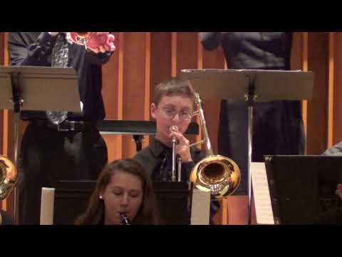 Willard High School Jazz II at Drury University 2019