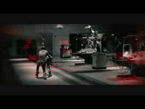T 800 Terminator Salvation John Conner vs T-800 (salvation) - YouTube