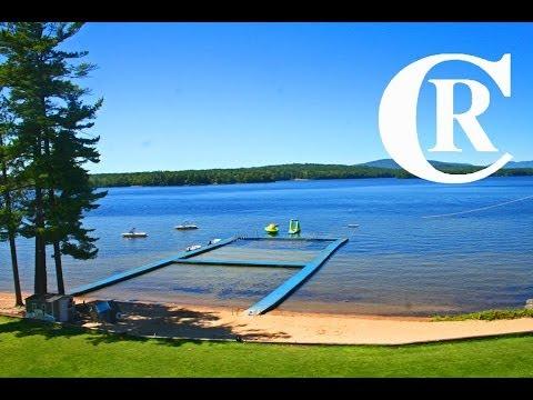 Camp Robindel on Lake Winnipesaukee