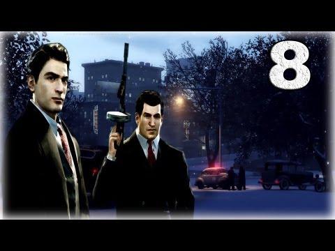 Смотреть прохождение игры Mafia 2. Серия 8 - Око за око, зуб за зуб.