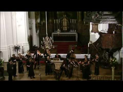 "COLLEGIUM MUSICUM Den Haag - A. Vivaldi ""L'Estro Armonico"" Concerto op. 3 no. 2, RV 578"