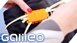 Sicherheits-Gadgets: Wie sinnvoll sind sie? | Galileo | ProSieben