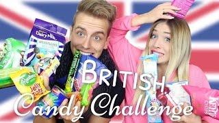 BRITISH CANDY CHALLENGE ♥ BibisBeautyPalace