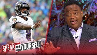 Lamar and Ravens will hand the Patriots first loss of the year — Whitlock | NFL | SPEAK FOR YOURSELF