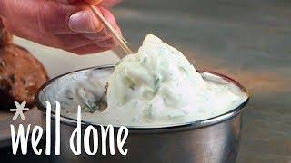 Classic Tzatziki Sauce | Recipe | Well Done
