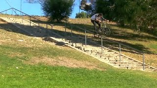 BMX - Calvin Kosovich - Nothing Left To Lose - Ride BMX