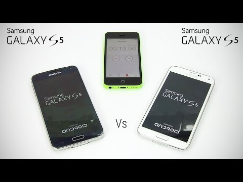 Galaxy S5 vs Galaxy S5 4G (Snapdragon vs Exynos) Comparison - Benchmarks & More