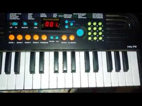 gol gol bhata turi cg piano song