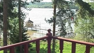 Гостевой дом о. Василия в Карелии.(, 2014-06-15T11:10:24.000Z)