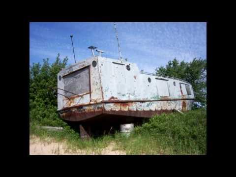 Great Lakes Commercial Fishing Ports Part 03  http://www.fishtug.com