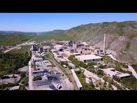 Бухтарминская Цементная Компания - Юбилей 55 лет !